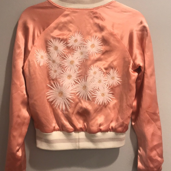 d9b9886c818f Elizabeth and James Jackets & Blazers - Elizabeth and James sz XS Satin reversible  jacket